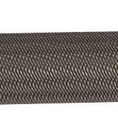 Soft Grip Engineer's File Round File and Handle, 250mm