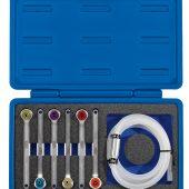 Universal Clutch and Brake Bleeding Kit (7 Piece)