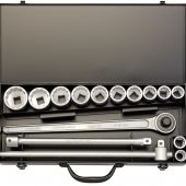 """3/4"""" Square Drive Imperial Socket Set (15 Piece)"""