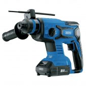 D20 20V Brushless SDS+ Rotary Hammer Drill with 2 x 2.0Ah Batteries and Charger