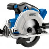 D20 20V Brushless Circular Saw with 1x 3Ah Battery and Fast Charger