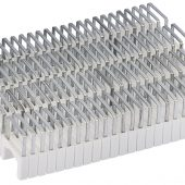 100 Insulated Cable Staples (6-8mm)