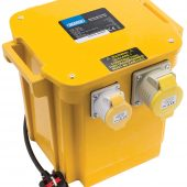 5VA 230V to 110V Portable Site Transformer