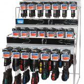 Dispenser for 91 General Purpose Screwdrivers