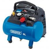 6L Oil-Free Air Compressor (1.2kW)