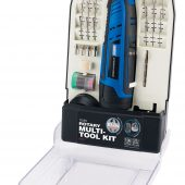 Draper Storm Force® 10.8V Power Interchange Rotary Multi-Tool Kit (50 Piece)