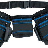 Heavy Duty Double Pouch Tool Belt