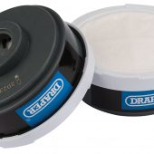 Spare A1P2 Filters (2) for Combined Vapour and Dust Respirator 03030