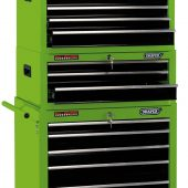 """26"""" Combination Roller Cabinet and Tool Chest (15 Drawers)"""