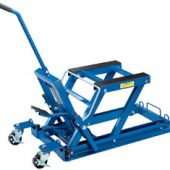 680kg Hydraulic Motorcycle/ATV/Small Garden Machinery Lift
