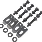 Face Plate Clamp Set