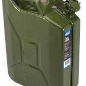 20L Steel Fuel Can (Green)