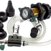 Universal Cooling System Vacuum Purge and Refill Kit