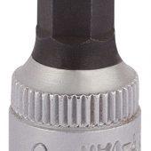 """6mm 1/4"""" Sq. Dr. Elora Hexagon Screwdriver Socket"""