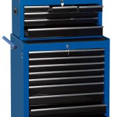 """26"""" Combination Roller Cabinet and Tool Chest (15 Drawer)"""
