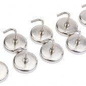 Magnetic Hook Set (10 Piece)