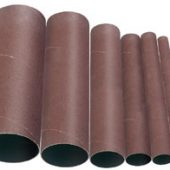Pack of Six Assorted Aluminium Oxide Sanding Sleeves for 10773