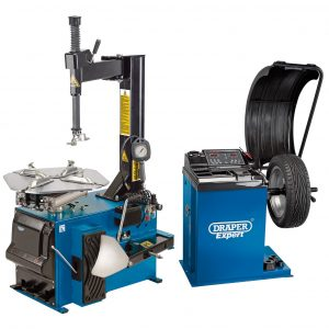 Tyre Changer and Wheel Balancer Kit