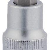 "1/2"" Sq. Dr. Hexagonal Socket Bits (6mm)"
