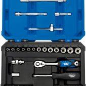 "1/4"" Sq. Dr. Metric Multi-Drive® Socket Set (43 Piece)"