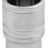 """3/8"""" Sq. Dr. 6 Point Imperial Socket (9/16"""")"""