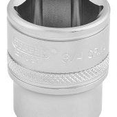 """3/8"""" Sq. Dr. 6 Point Imperial Socket (3/4"""")"""