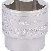 "3/8"" Sq. Dr. Hi-Torq® 6 Point Deep Socket (24mm)"