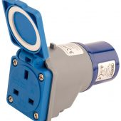 230V Adaptor (16A Plug to 13A Socket)