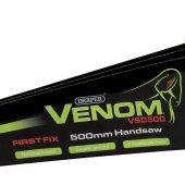 Draper Venom® Double Ground 500mm Handsaws (3 Piece)