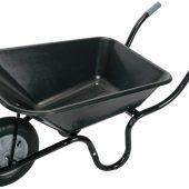Plastic Tray Wheelbarrow (85L)