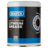Multi Purpose Lithium Grease - Tub (500g)