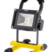 10W COB LED Rechargeable Work Light - 800 Lumens