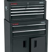 """24"""" Combined Roller Cabinet and Tool Chest (6 Drawers)"""