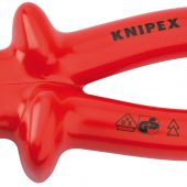 Knipex 03 07 200 200mm Fully Insulated S Range Combination Pliers