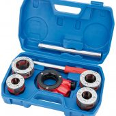 Imperial Ratchet Pipe Threading Kit (7 Piece)