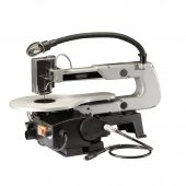 405mm Variable Speed Scroll Saw with Flexible Drive Shaft and Worklight (90W)