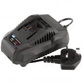 Draper Storm Force® 20V Fast Charger for Power Interchange Batteries