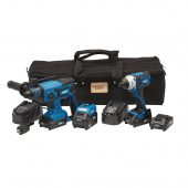 D20 20V Impact Driver and SDS+ Drill Kit
