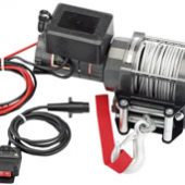 12V Recovery Winch (1814kg)
