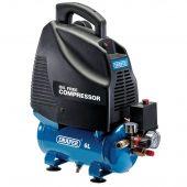 Oil-Free Air Compressor, 6L, 1.1kW