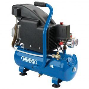 Air Compressor, 8L, 0.75kW