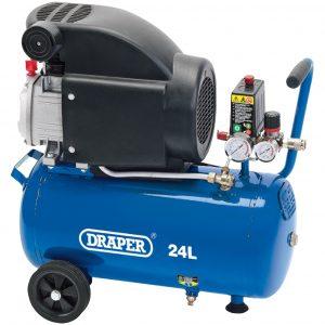 Air Compressor, 24L, 1.5kW