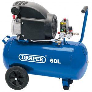 Air Compressor, 50L, 1.5kW