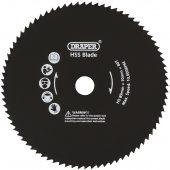 89mm Metal Cut Blade for Draper Storm Force® Mini Plunge Saw
