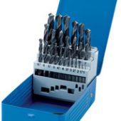 Metric HSS Twist Drill Set (25 Piece)