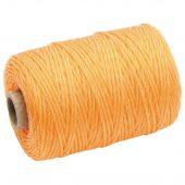 Orange Propylene Brick Line (100M)