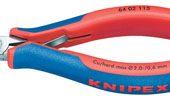 Knipex 64 02 115 115mm Electronics End Cutting Nipper