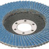 115mm Zirconium Oxide Flap Disc (40 Grit)