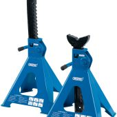 6 tonne Ratcheting Axle Stands (Pair)