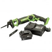 D20 20V Pruning Saw with Battery and Fast Charger